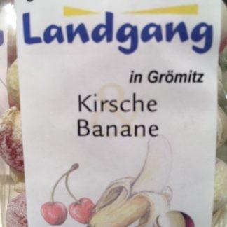 Landgang Grömitz - Kirsche Banane