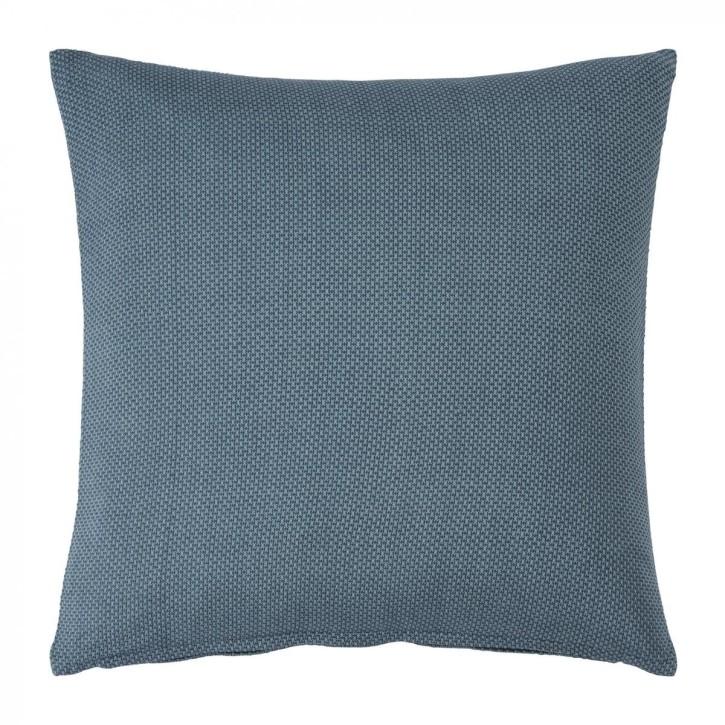 CANE kissenhülle 50x50, blue
