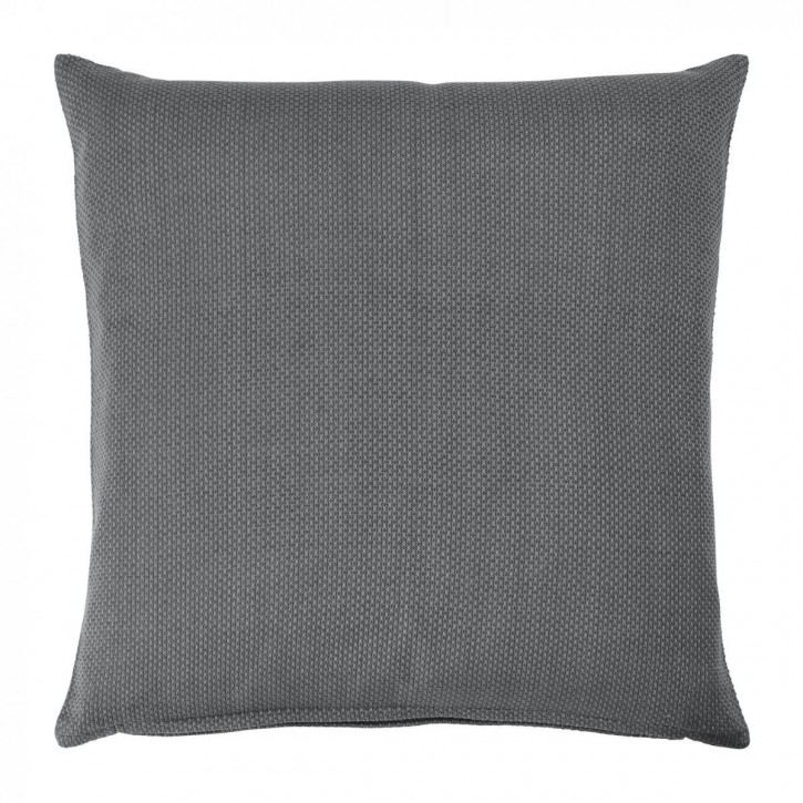 CANE kissenhülle 50x50, grey