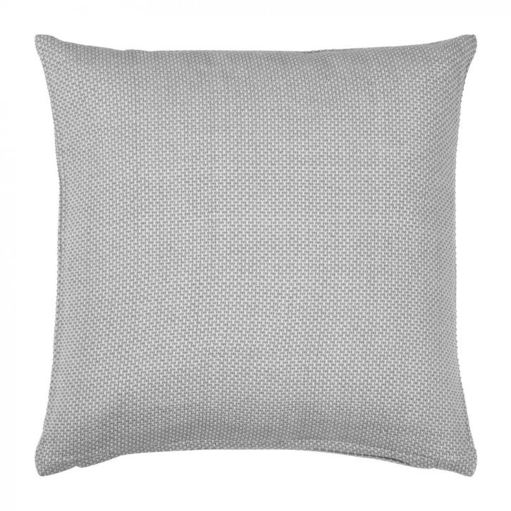 CANE kissenhülle 50x50, light grey