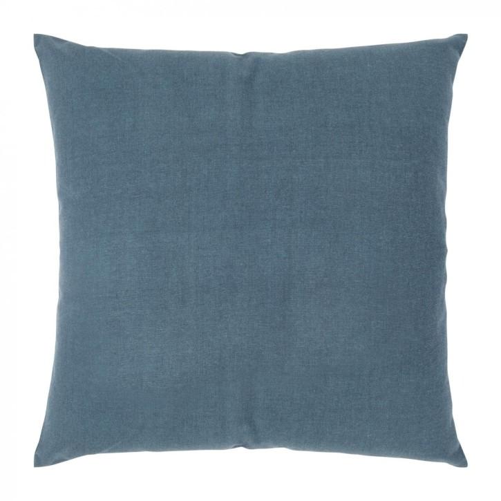 LEDA kissenhülle 50x50, blue