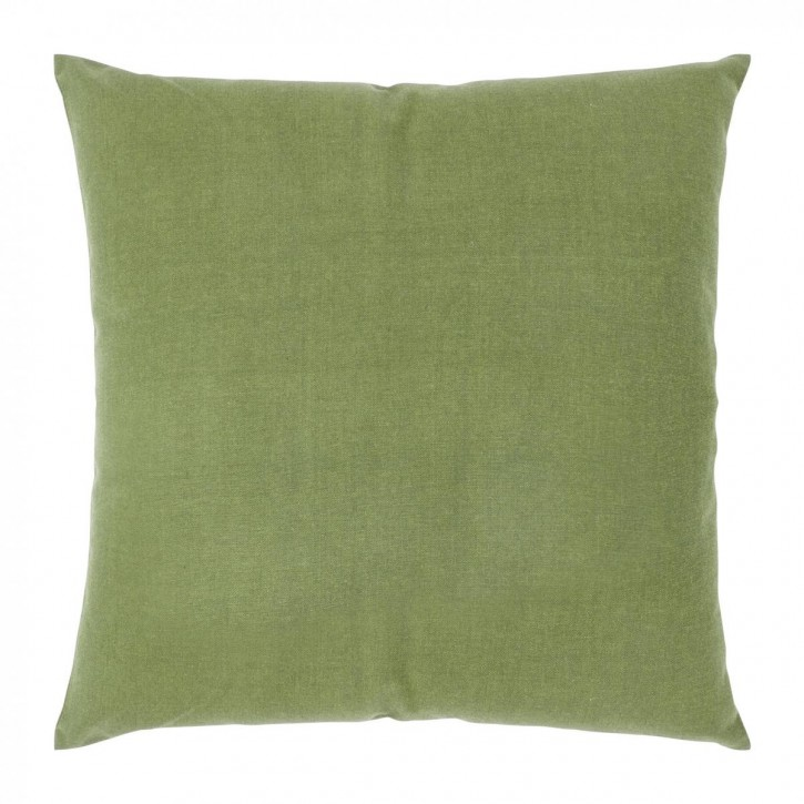 LEDA Kissenhülle 50x50, green