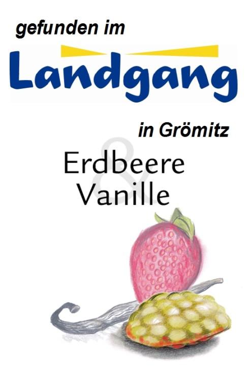 Erdbeere & Vanille 125g