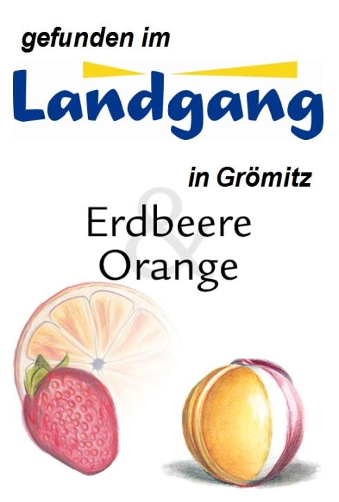 Erdbeer & Orange 125g