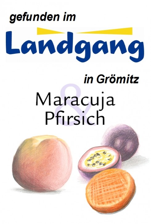 Maracuja & Pfirsich 125g
