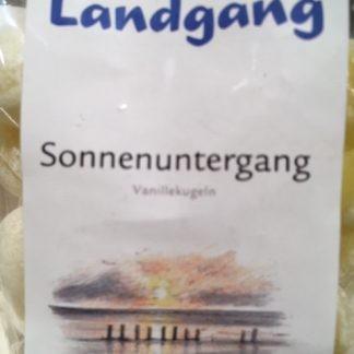 Landgang Grömitz - Sonnenuntergang