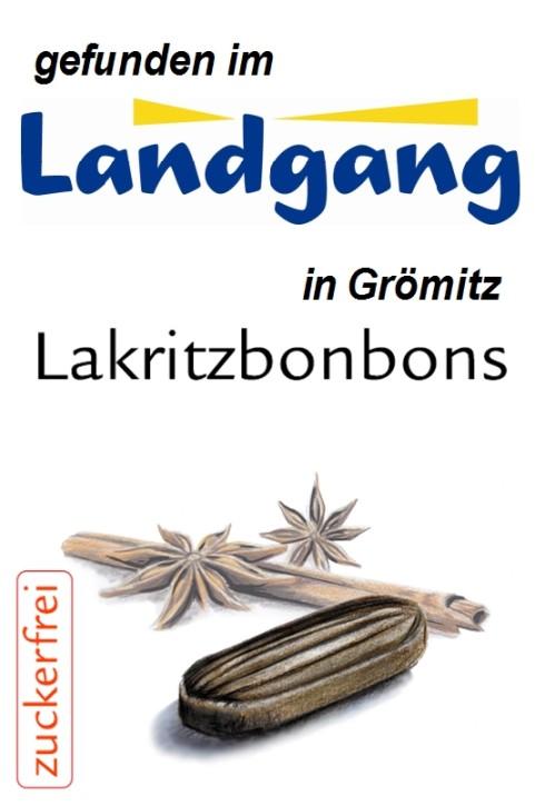 Lakritz Zuckerfrei 125g