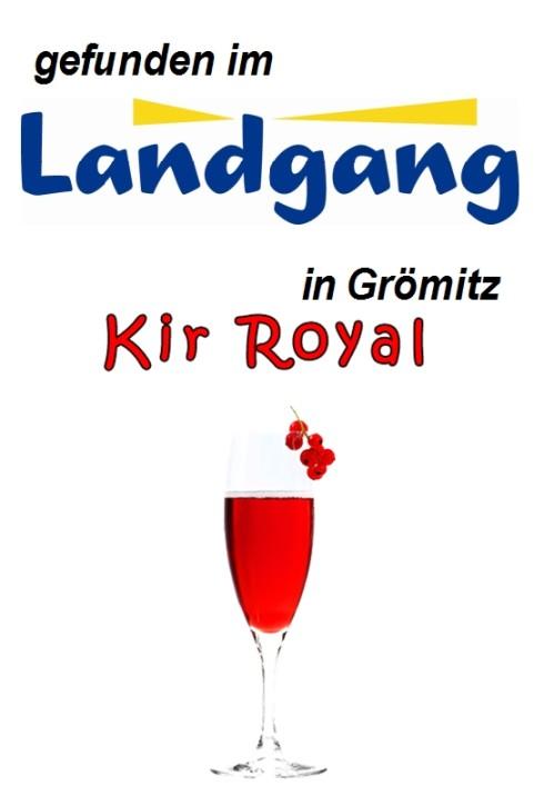 Kir Royal 125g