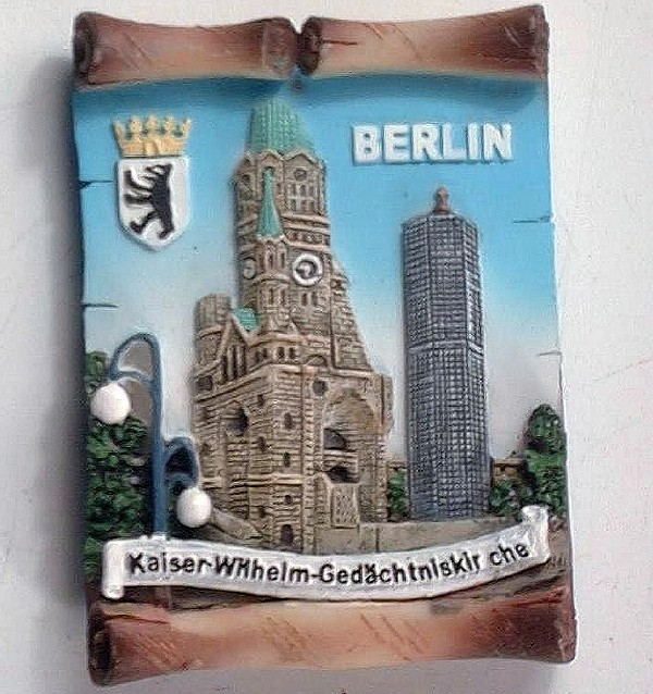 Magnet B-Kaiser Wilhelm Gedächtniskirche