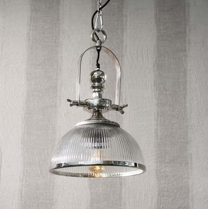 Riviera Maison Brixton Factory Hanging Lamp