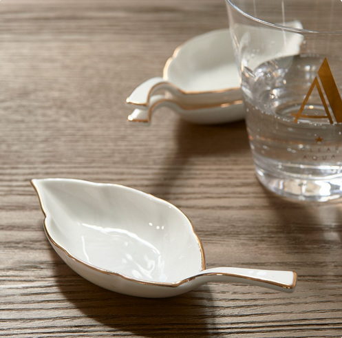 Riviera Maison Autumn Leaf Mini Bowl