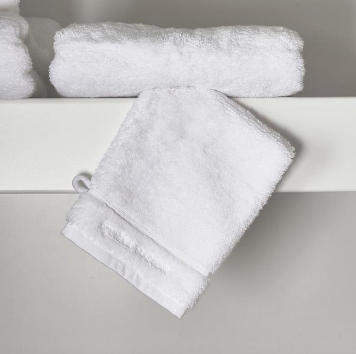 Riviera Maison Hotel Washcloth white