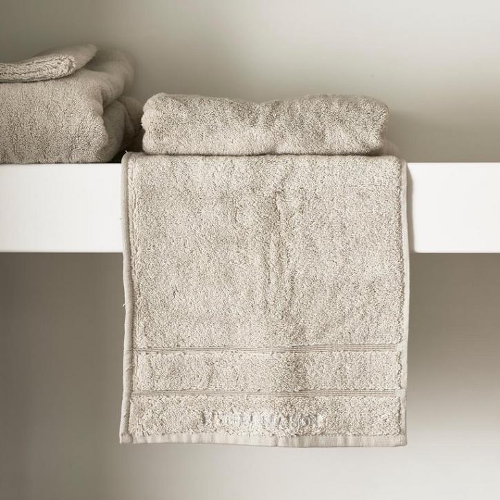 Riviera Maison Hotel Guest Towel stone 50x30