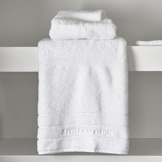 Riviera Maison Hotel Towel white 140x70