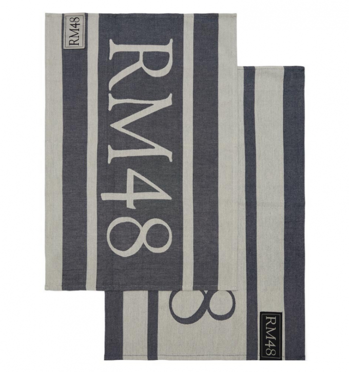 Riviera Maison 48 Tea Towel 2 pieces