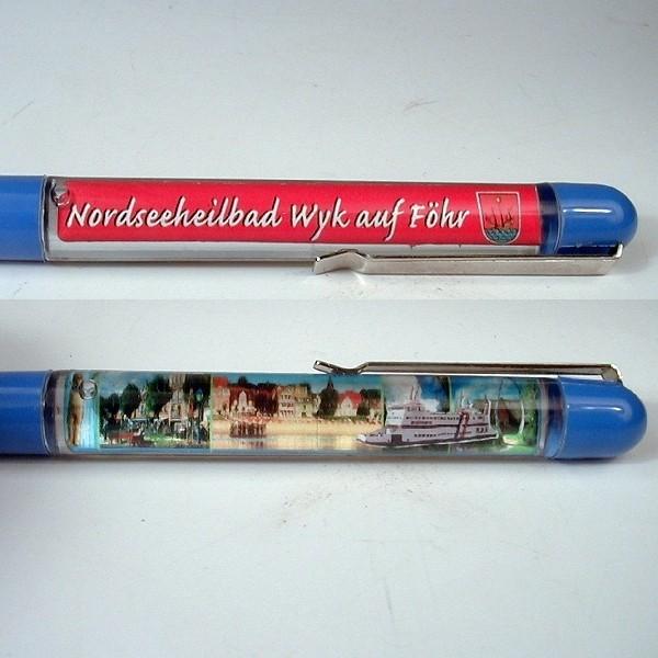 Wyk/Föhr Schwimmkugelschreiber