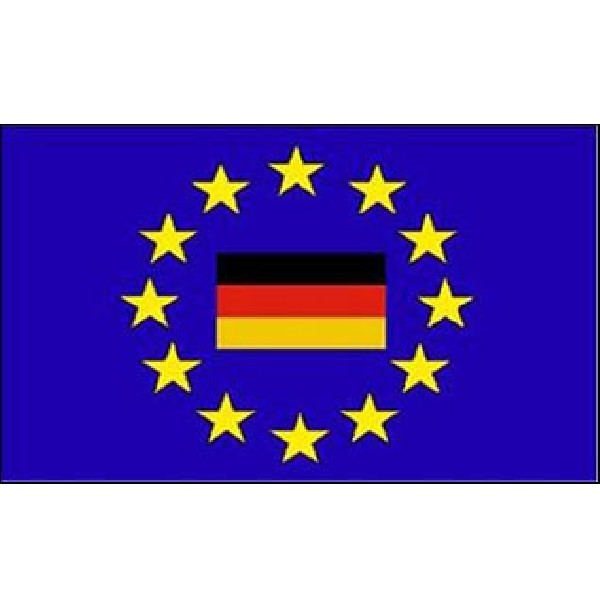 Flagge EUROPA + BRD  90x150cm