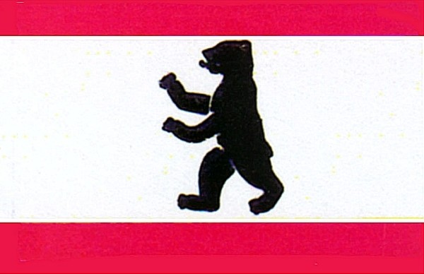Flagge BERLIN 60x90cm