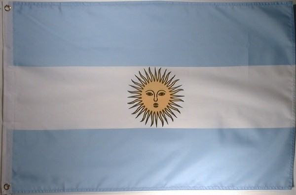 Flagge ARGENTINIEN 60x90cm