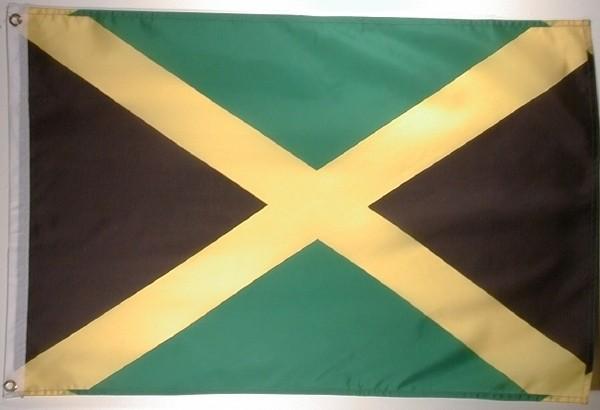 Flagge JAMAIKA 60x90cm