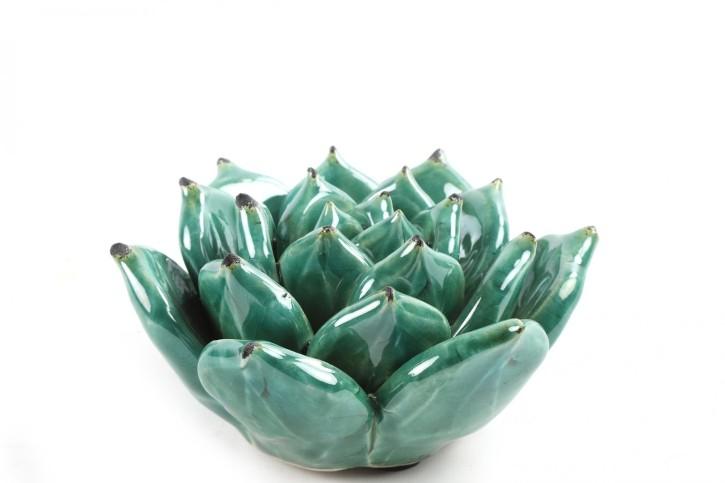 Deko Succulent A Josie S grün