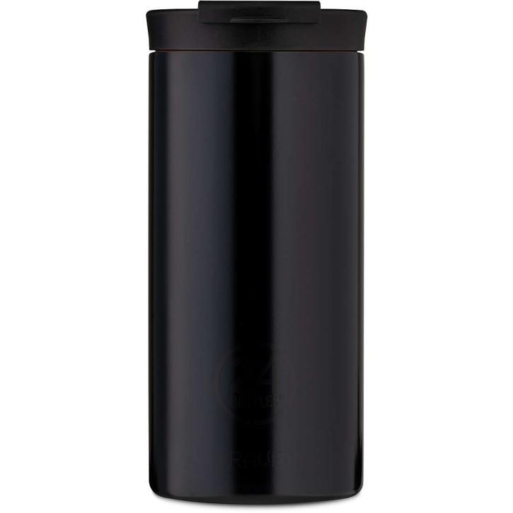 Travel Tumbler TUXEDO BLACK 600ml