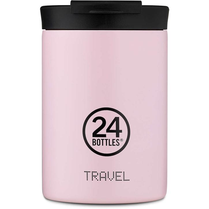 Travel Tumbler CANDY PINK 350ml