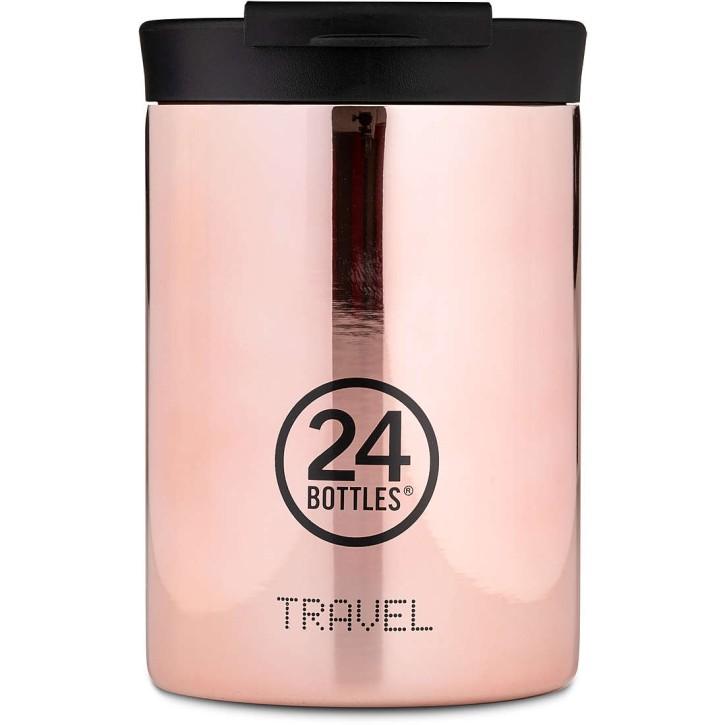 Travel Tumbler ROSE GOLD 350ml