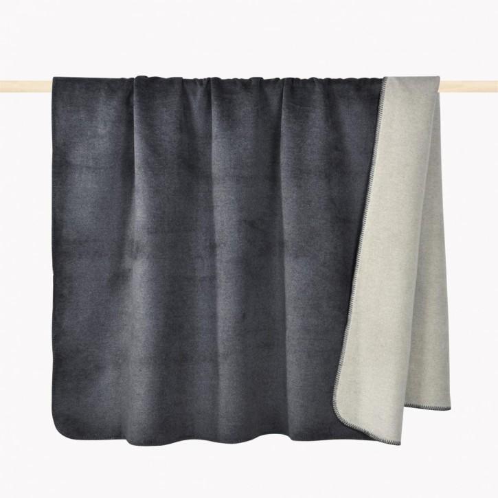 HOBART decke 150x200, grey