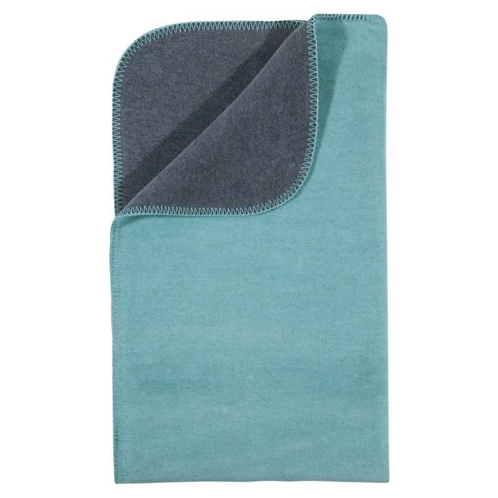 HOBART decke 150x200, turquoise