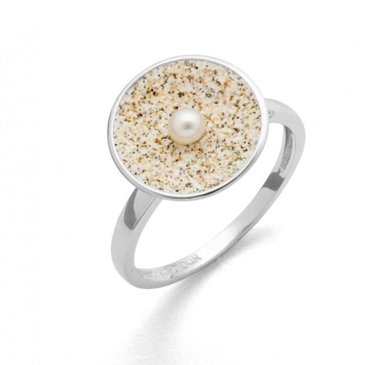 Ring Strandperle - Ringgröße: