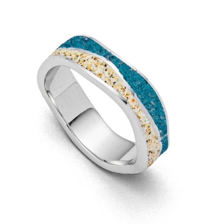 Ring Steinsand - Ringgröße:
