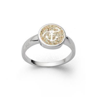 Ring  Hoffnung 1,1cm - Ringgröße: 58